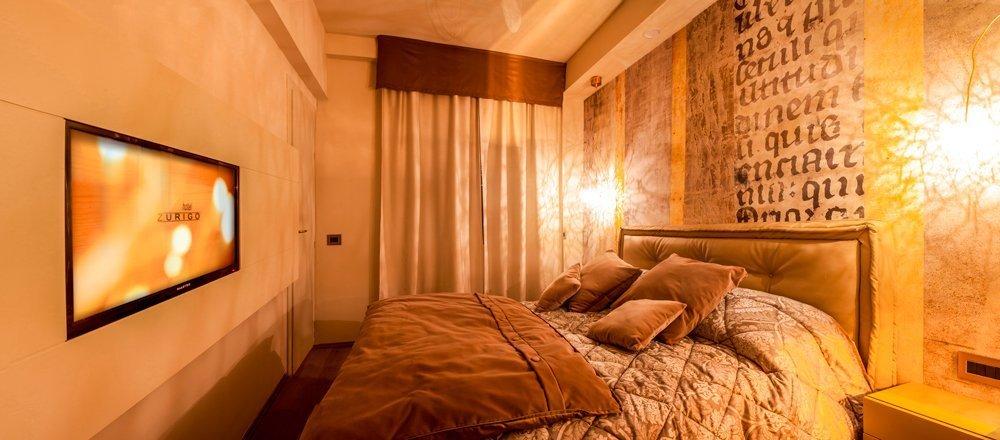 stanza hotel zurigo