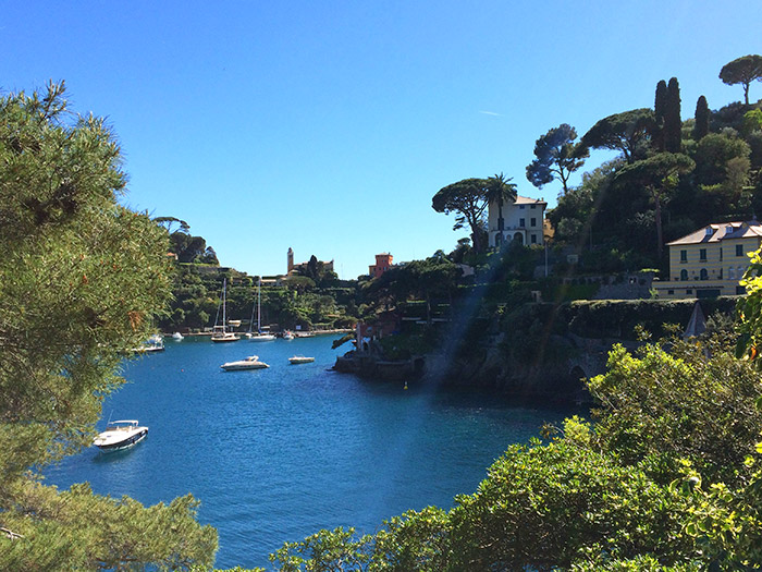 scorcio di Portofino