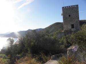 La traversata Varigotti-Noli