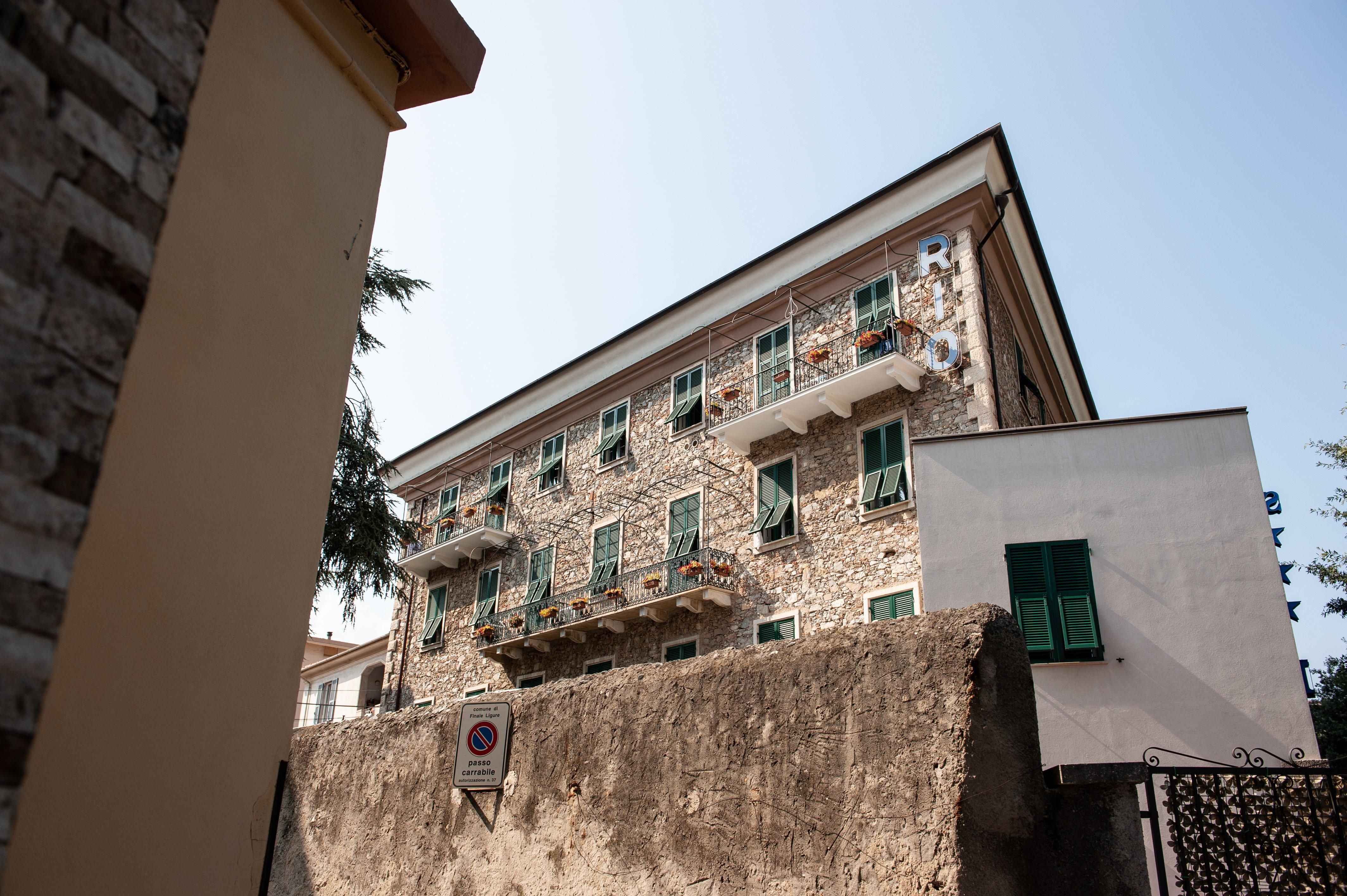 vista Hotel Rio
