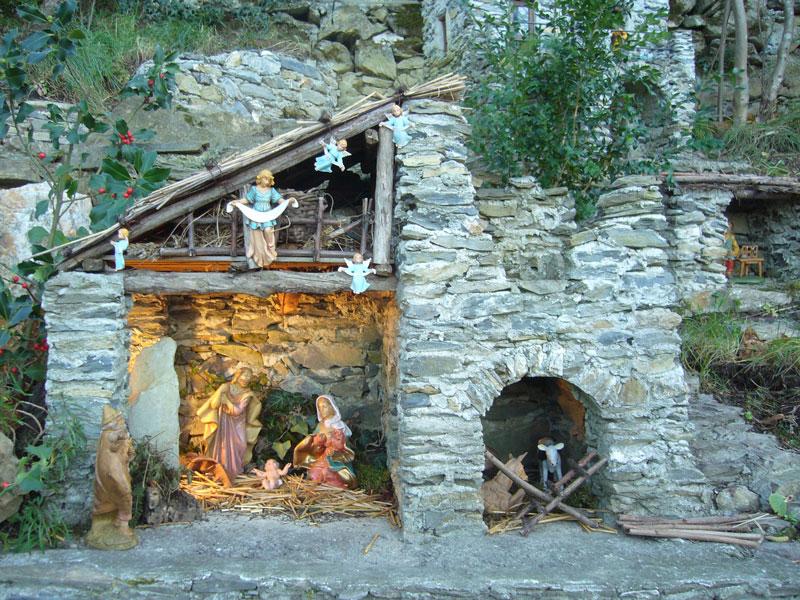 Presepi in Liguria_Bargagli