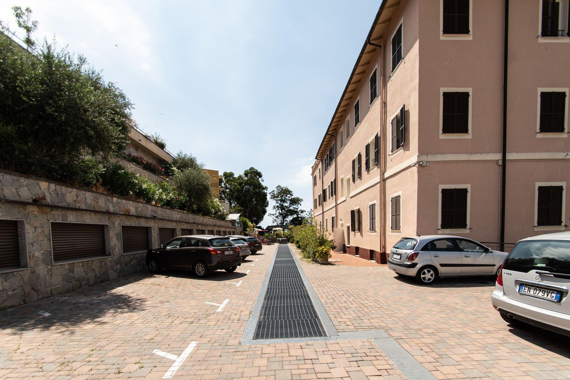 Parcheggio hotel san giuseppe