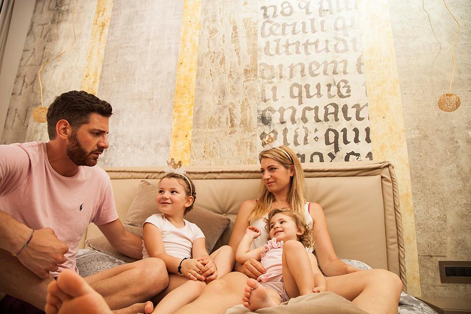 Famiglia-a-letto-hotel-zurigo