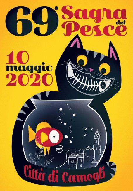 Sagra-del-Pesce Camogli-2020
