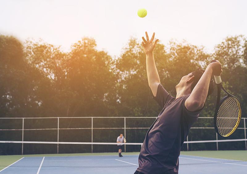 Tennis - Le attività all'aria aperta per mamma e papà a Finale Ligure-4