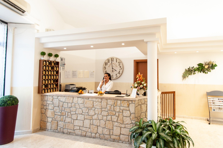 reception Hotel Rio