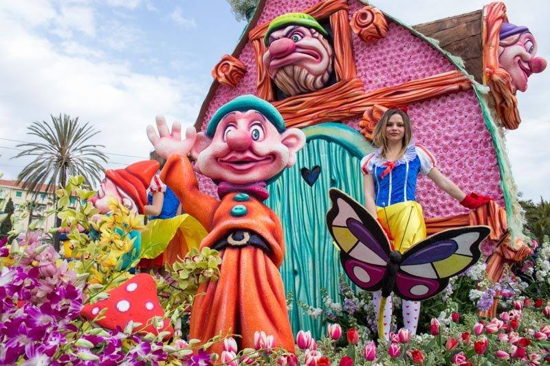 Sanremo in Fiore 2020 - Eventi di Carnevale in Liguria