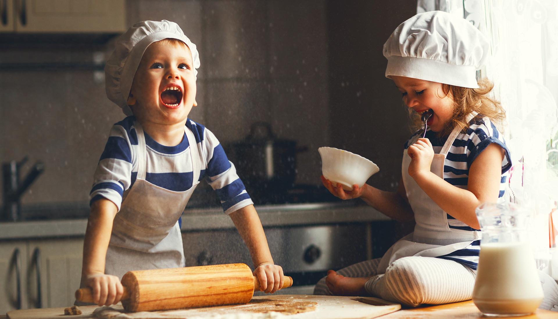 ricette in cucina