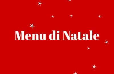 Natale-Menu