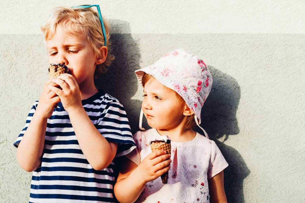 Bambini-gelato
