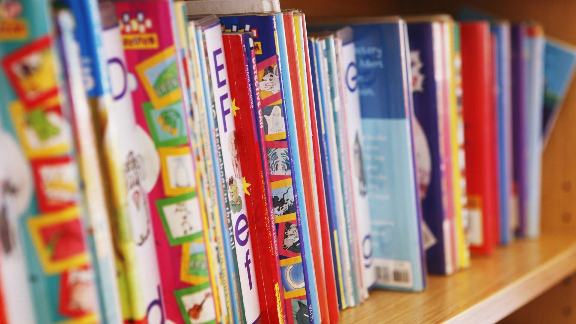 Libri-per-Bambini di varie età