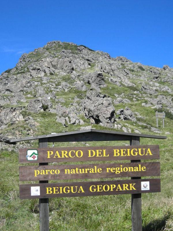 beigua geopark